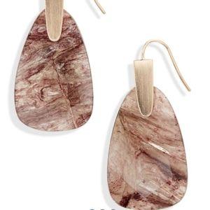 Kendra Scott NWT Marty Drop Earrings
